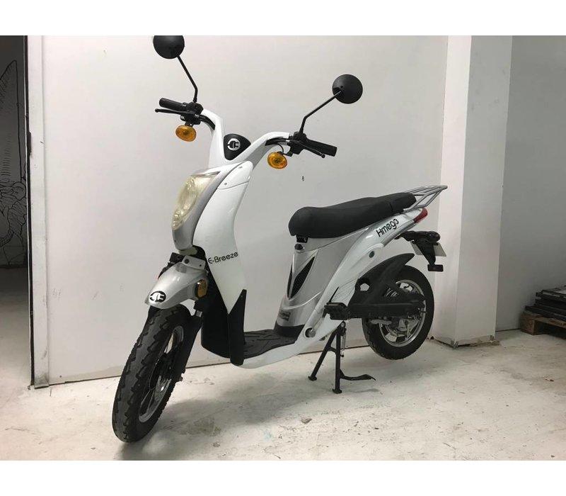 Scooter #2 e-Breeze White no battery