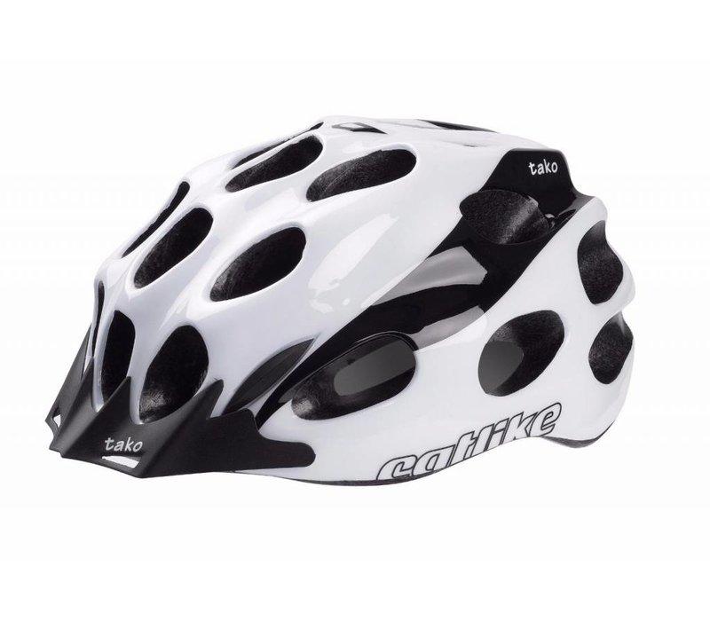 Catlike, Tako, Helmet, White/Black, M
