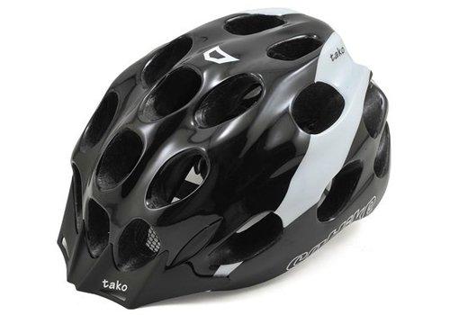 Catlike, Tako, Helmet, Black/White, M