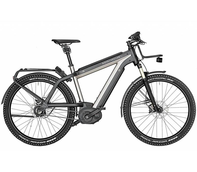 Riese & Muller Supercharger GX Rohloff 2018