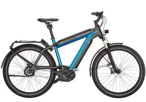 Riese & Muller Riese & Muller Supercharger GH Nuvinci 2018