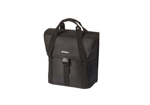 Basil, Go Single Bag, Single bag, Solid Black