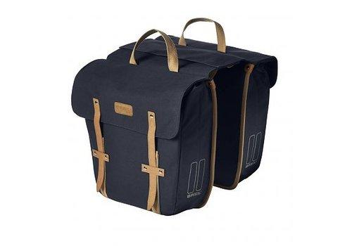 Basil, Portland, Double bag, Dark Blue