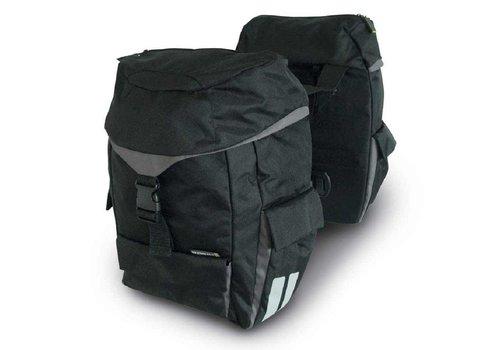 Basil Basil, Sports Double Bag, Double bag, Black