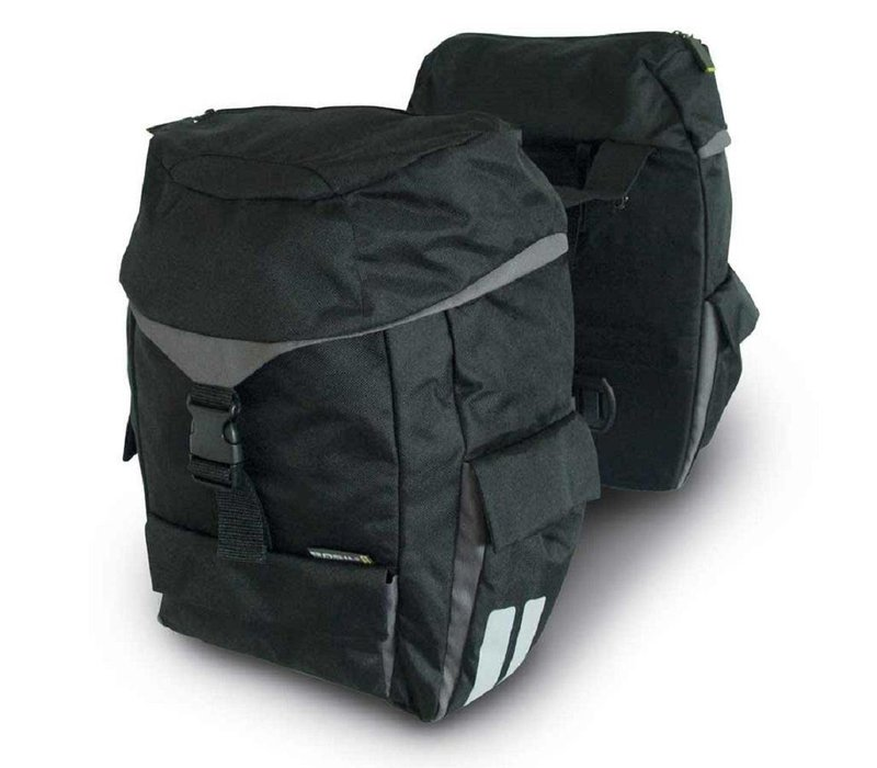 Basil, Sports Double Bag, Double bag, Black