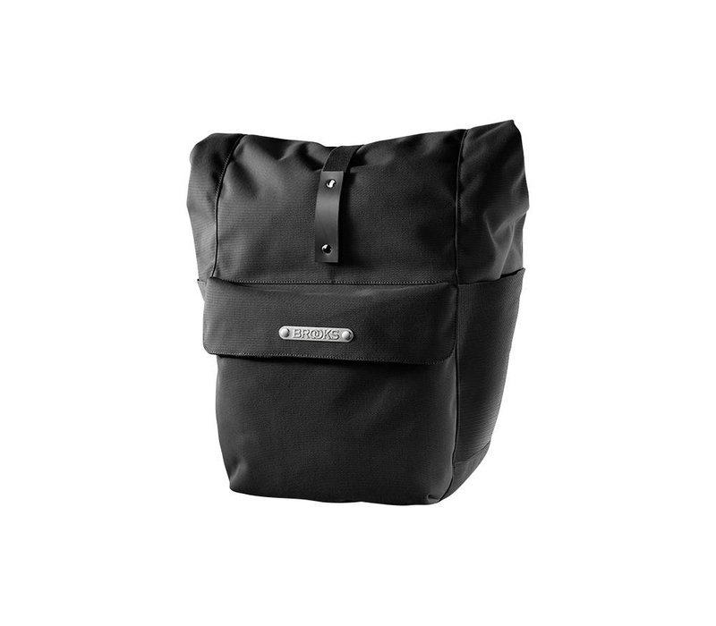Brooks, Suffolk, Pannier, Black