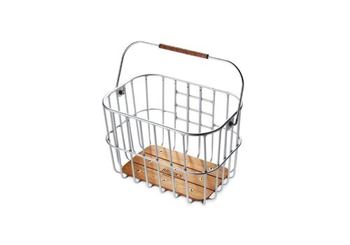 Brooks, Hoxton, Basket, Wooden base