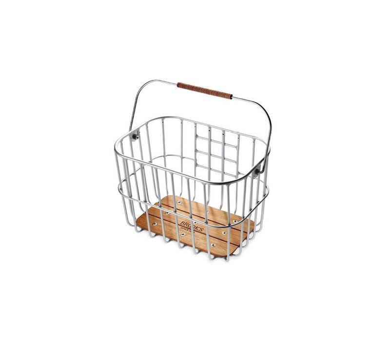 Brooks, Hoxton, Basket, Wooden base
