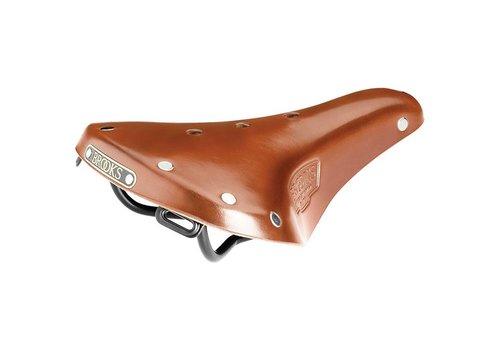 Brooks, B17 S Standard, Saddle, 242 x 176mm, Women, 460g, Honey