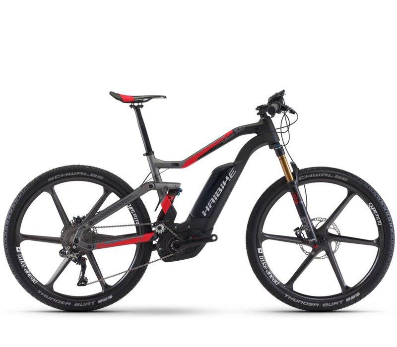 Haibike XDURO FullSeven Carbon 10.0 2018
