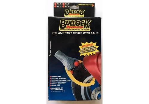 Bullock Bullock Motorbike or Scooter Wheel Lock