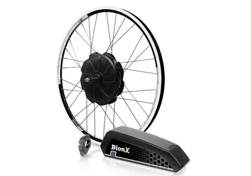 BionX BionX Kit, P350 DL, Electronic Assist System, Black Rim & Spokes
