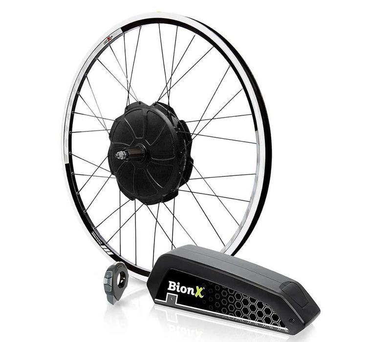 BionX Kit, P350 DL, Electronic Assist System, Black Rim & Spokes