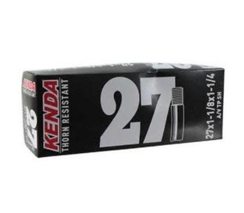 Kenda, Tube, Schrader, 35mm, 27x1-1/4x1-1/8