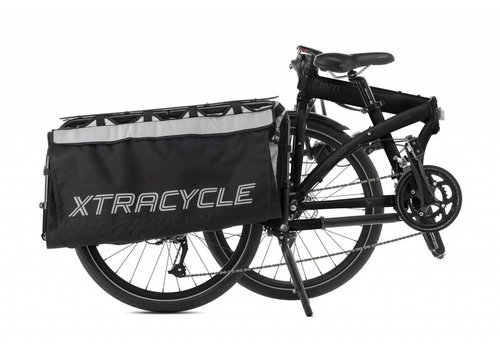 "Tern Tern Cargo Node Black 24"" Wheels"