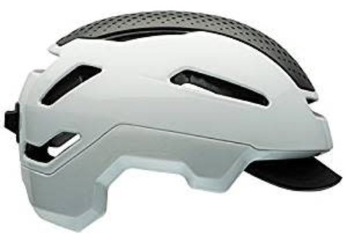 Bell Bell Hub White Helmet Medium