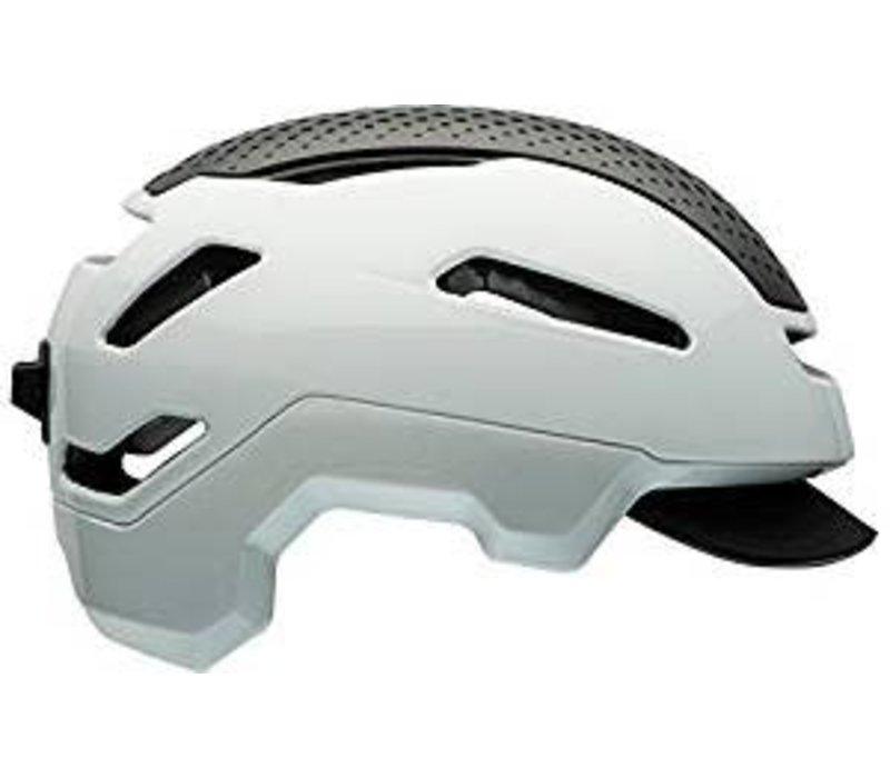 Bell Hub White Helmet Medium