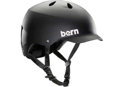 Bern Bern, Watts Mips, Helmet, Matte Black