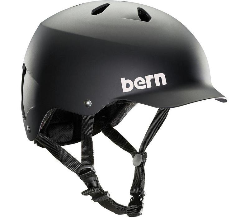 Bern, Watts Mips, Helmet, Matte Black