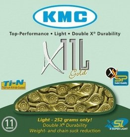 KMC KMC CHAIN 11SPD X11L GOLD