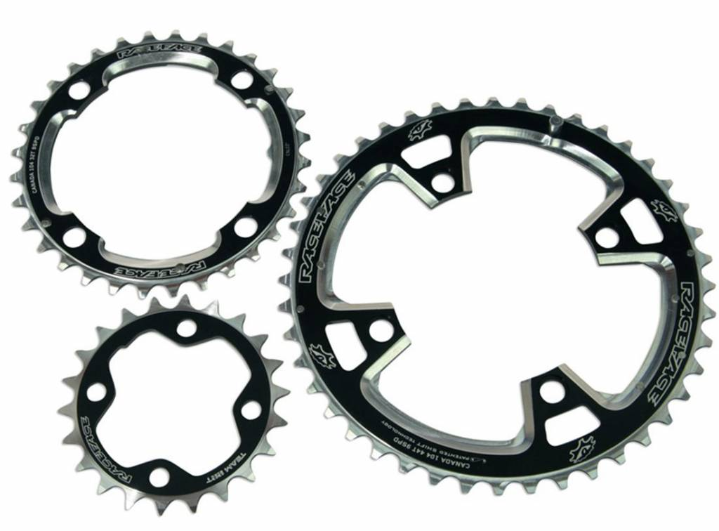 RACEFACE RACEFACE CHAINRING 2X/3X 104BCD