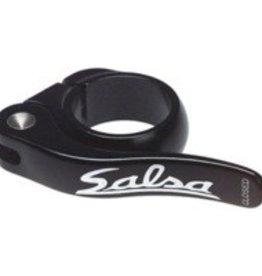 SALSA SALSA SEATPOST CLAMP QR BLK 34.9