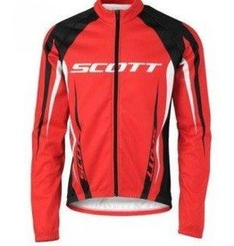 SCOTT SCOTT JACKET WINDBREAKER RED M