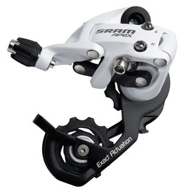 SRAM SRAM RD APEX 10SPD SHORT White