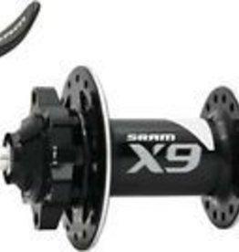 SRAM SRAM HUB X9 FRONT 9X100 32H
