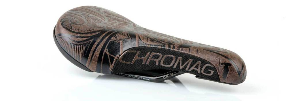 CHROMAG CHROMAG SADDLE OVERTURE LTD Rawhide