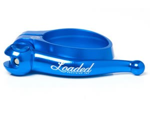 LOADED LOADED SEAT CLAMP X LITE QR