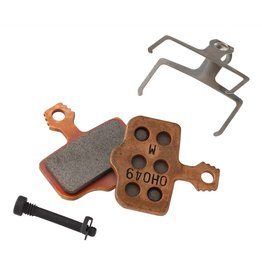 SRAM SRAM DISC BRAKE PADS  ELIXIR/LEVEL METAL