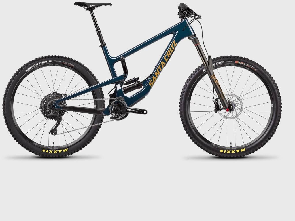2018 SANTA CRUZ NOMAD C XE - Your Bike Candy Store