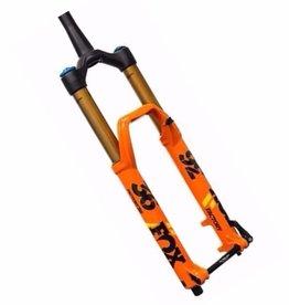 FOX RACING SHOX 2018 FOX 36K FS FLOAT 27.5 180mm HSCLSC SE QR110 44RK Orange Lowers Uncut