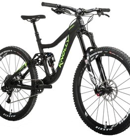 KNOLLY 2017 KNOLLY WARDEN SLX Black M
