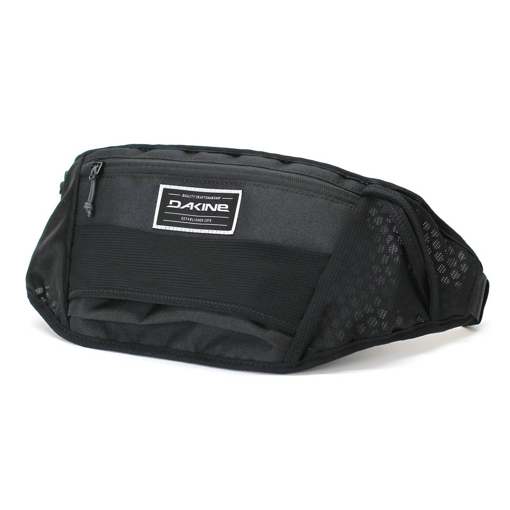 DAKINE DAKINE FANNY PACK HOT LAPS STEALTH Black