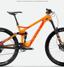 DEVINCI 2017 DEVINCI TROY CARBON SLX Orange/Red/Black L