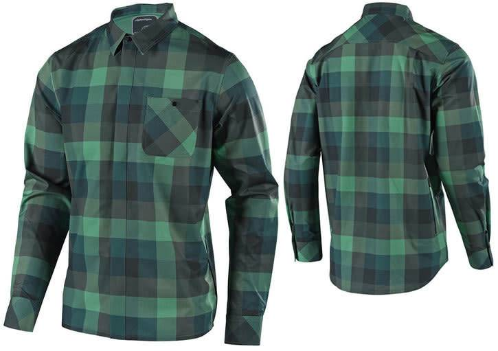 TROY LEE DESIGNS TLD SHIRT GRIND FLANNEL