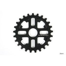 1664 Fit Key Sprocket - 25T - Black