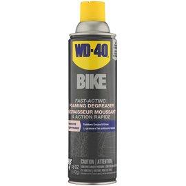 WD-40 Bike, Fast acting foaming aerosol degreaser