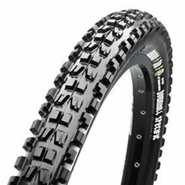 Maxxis Maxxis, Minion DH, 26x2.50, Wire, 2-ply, Rear, Downhill, 60TPI, 35-65PSI, 1180g, Black