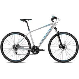 NORCO XFR 4 L Silver/Blue