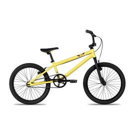 "NORCO RISE BMX 20"" YEL/WHT/BROWN"