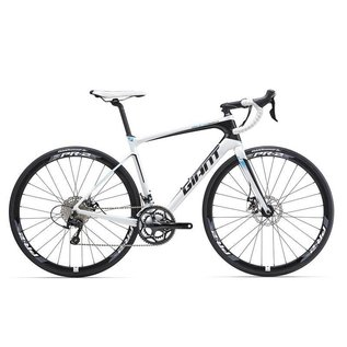 GIANT 16 Defy Advanced 2 M White