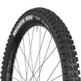 Maxxis Maxxis, Minion DHF, 27.5x2.30, Foldable, 3C, EXO, Tubeless Ready, 60TPI, 60PSI, 825g, Black