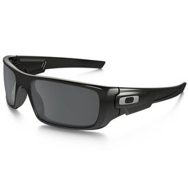 OAKLEY Crankshaft Polished Black w/BlackIridium