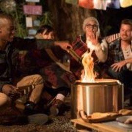EV Distro Solo Stove Bonfire