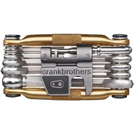 CRANK BROTHERS CRABRO MULTI 17 TOOL GOLD