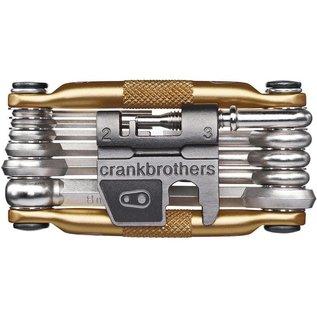 CRANK BROTHERS CRABRO MULTI 17 TOOL GOLD