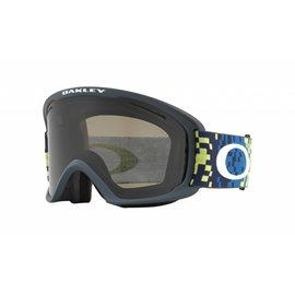OAKLEY O Frame 2.0 XL Snow Goggle Pixel Fade